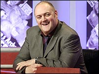 Dara O'Briain on Have I Got News For You