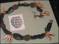 Xhosa necklace