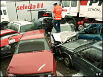 Autobahn pile-up (AP)