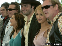 Sin City cast