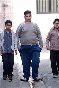 Schoolchildren in Iran