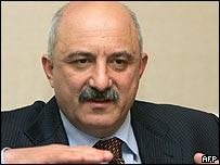 Ivan Plachkov, Ukraine's Energy Minister