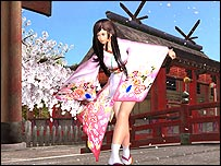 Screenshot of Dead or Alive 4 for Xbox 360