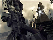 Screenshot of Killzone for PS3