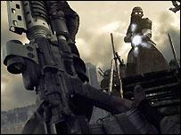 Screenshot of Killzone for PS3