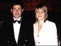 Craig Stanley and Barbara McTaggart