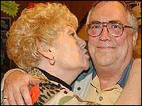 Vera and Jack Duckworth of TV's Coronation Street