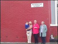 Wynnstay Street, Toxteth