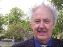 Reverend Dr D Ben Rees