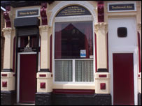 Admiral Pub in Toxteth