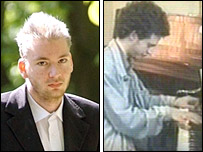 """The so-called """"Piano Man"""" and the pianist on Italian TV"""