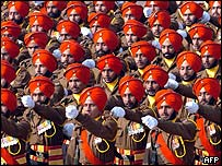 Indian army Sikhs