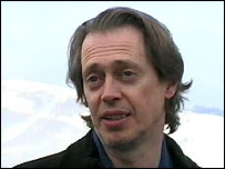 Actor and director Steve Buscemi