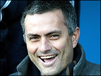 Chelsea boss Jose Mourinho