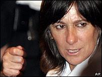 Felisa Miceli, ministra de Economía de Argentina