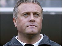 Coventry boss Micky Adams