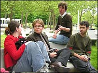 French students