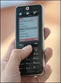 Vodafone Sagem VS2