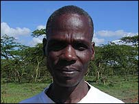 Willy Komen, Kenyan athletes trainer