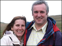 Jean and Phil Carroll