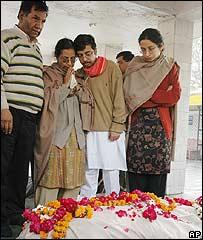 Relatives of Prof Puri