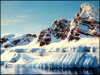 Antarctica, BBC