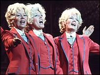 Beverley Sisters