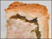 Image of a pork pie
