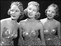 The Beverley Sisters, 1957