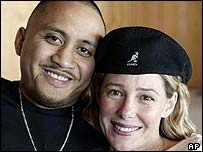 Vili Fualaau and Mary Kay Letourneau