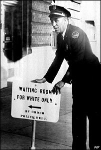 "segregation seperate but equal essay The segregation era essay segregation lived on for many years because of the ""separate but equal"" doctrine introduced in plessey v ferguson."