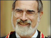 Jonathan Sacks - Britain's chief rabbi