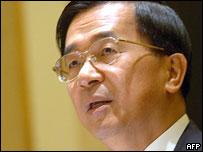 Taiwan President Chen Shui-bian