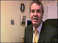 Headmaster Frank Cassidy