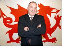 Wales coach Mike Ruddock