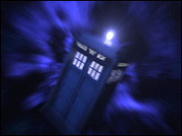 The Tardis (BBC)