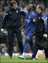 Essien Out For Months