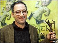 Film director Dani Levy