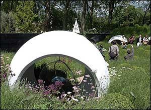 The Hanover Quay Garden by Diarmuid Gavin Designs