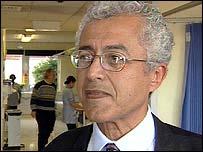 Professor Nagy Habib
