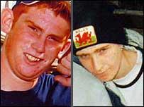 Matthew Kelly and Gary Zschieschenek