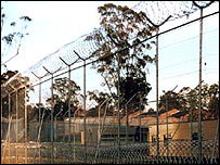 Villawood detention centre, Sydney, 01/01/2001