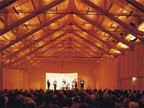 Schwarzenberg concert hall