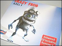 Crazy Frog CD
