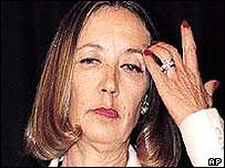 Oriana Fallaci in 2002