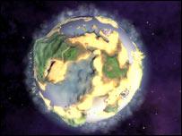 spore world