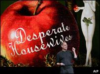 Steve Jobs unveils video-playing iPod, AP