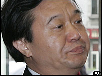 China's textile negotiator Gao Hucheng