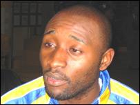 DR Congo and Portsmouth striker Lomana Lualua