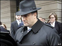 Convicted lobbyist Jack Abramoff